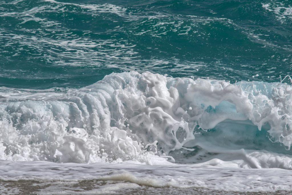 Blau com el mar